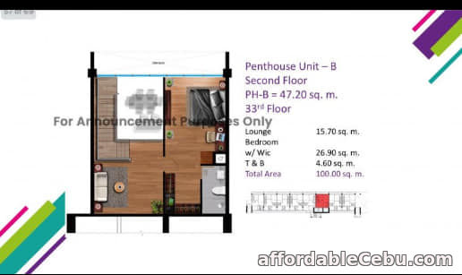 5th picture of 4 Bedroom Condominium for sale in Cebu City For Sale in Cebu, Philippines