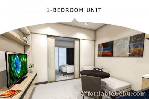 3rd picture of One Astra Place-One Bedroom For Sale in Cebu, Philippines