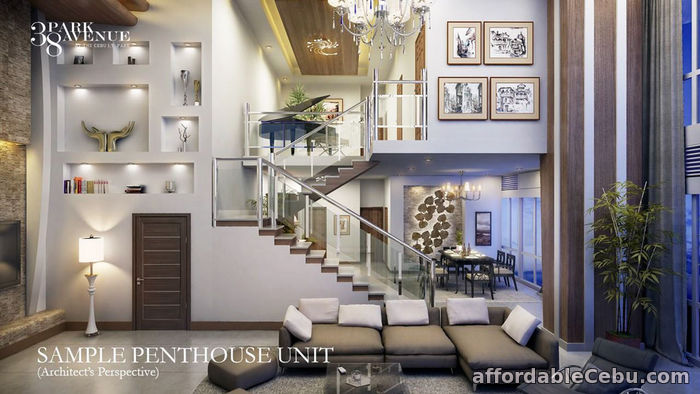 3rd picture of PENTHOUSE FOR SALE - 38 PARK AVENUE For Sale in Cebu, Philippines