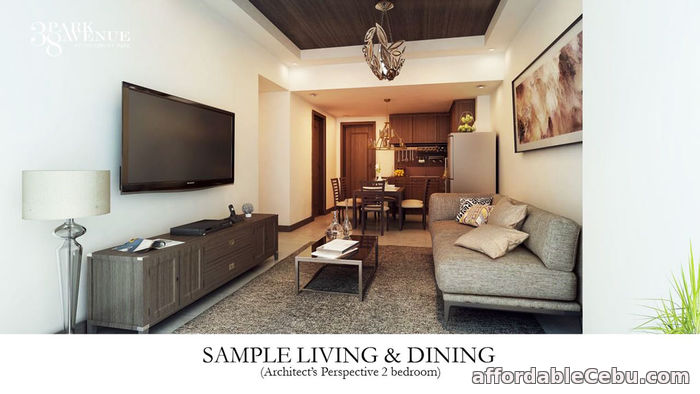 2nd picture of 38 PARK AVENUE - 2 BEDROOMS FOR SALE For Sale in Cebu, Philippines