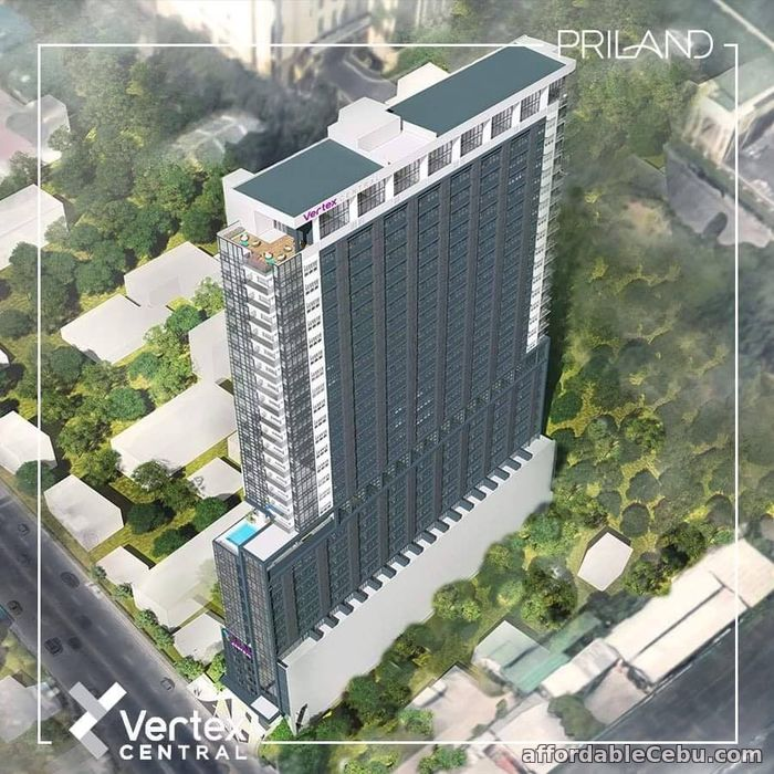 1st picture of Vertex Central- 1BR For Sale in Cebu, Philippines