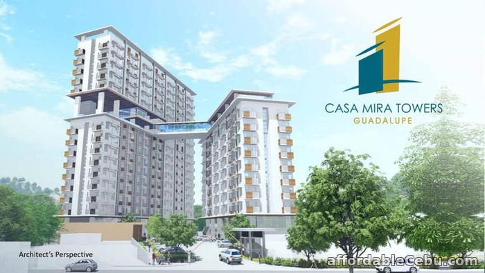 1st picture of Casa Mira Towers Guadalupe- Studio Unit for Sale For Sale in Cebu, Philippines