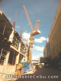 2nd picture of TOWER CRANE (Luffing Crane) XGTL120 For Sale in Cebu, Philippines