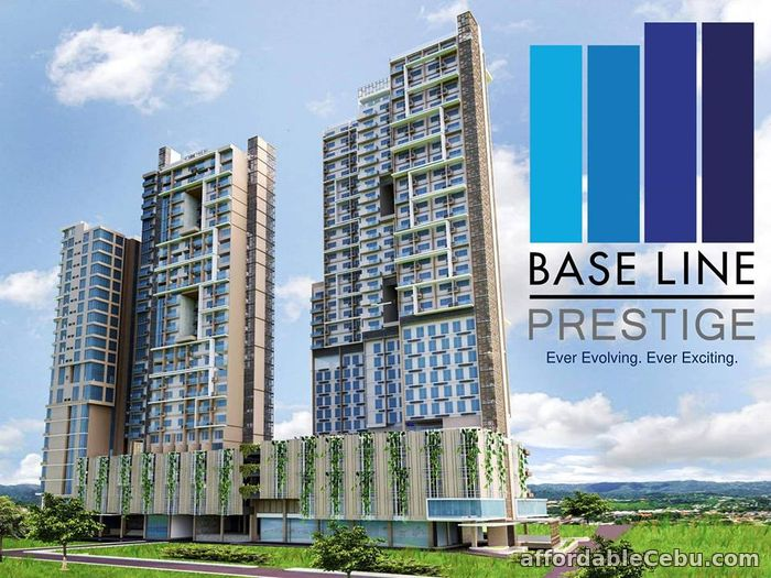 3rd picture of 1BR Unit - BASELINE PRESTIGE RESIDENCES CEBU CITY PHILIPPINES For Sale in Cebu, Philippines