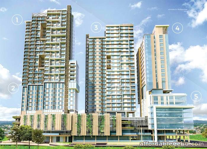 3rd picture of 2 BR Unit for Sale - BASELINE PRESTIGE RESIDENCES CEBU CITY PHILIPPINES For Sale in Cebu, Philippines