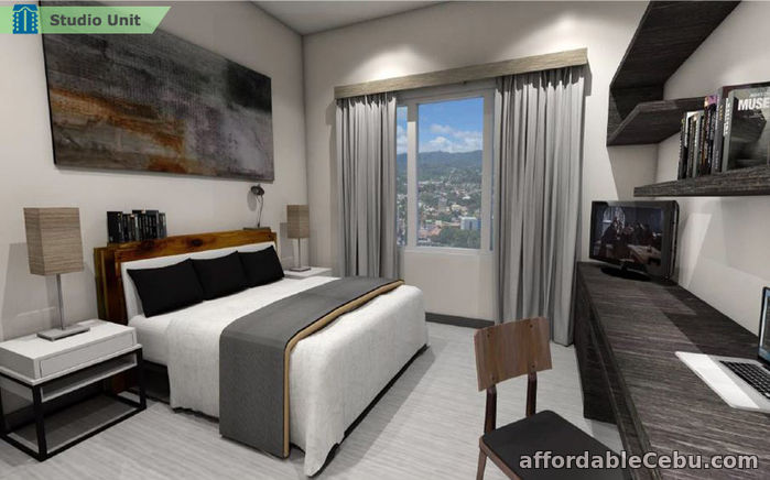 2nd picture of BASELINE PRESTIGE  - STUDIO UNIT FOR SALE For Sale in Cebu, Philippines