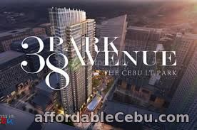 1st picture of 3 Bedroom Condo at 38 Park Avenue I.T. Park Cebu For Sale in Cebu, Philippines