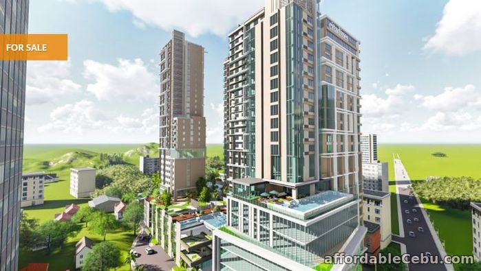 1st picture of TOWER3 BASE LINE PRESTINE IS NOW OFFERING STUDIO TYPE CONDO, CEBU CITY For Sale in Cebu, Philippines