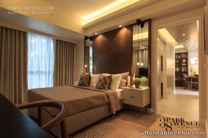 3rd picture of For Sale 2 Bedrooms 38 Park Avenue in Lahug Cebu City For Sale in Cebu, Philippines