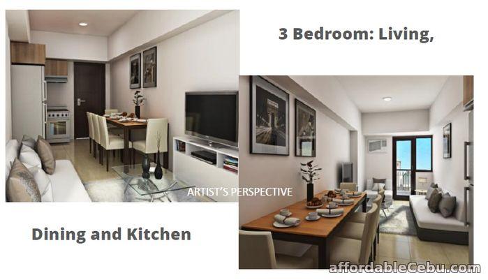 3rd picture of 38 Park Avenue I.T. Park Cebu, 3 Bedroom Condo For Sale For Sale in Cebu, Philippines
