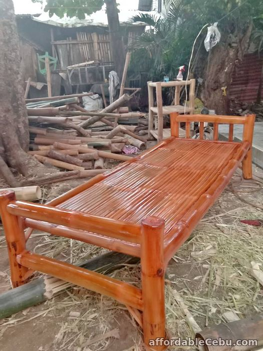 1st picture of bamboo bed For Sale in Cebu, Philippines