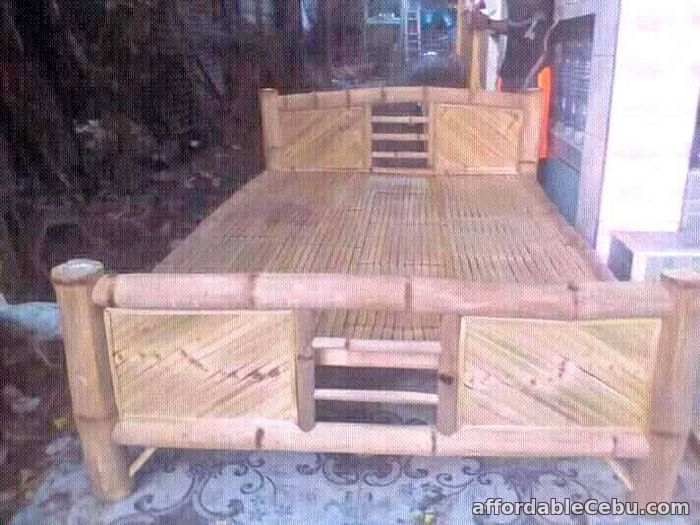 1st picture of bamboo bed queen size For Sale in Cebu, Philippines