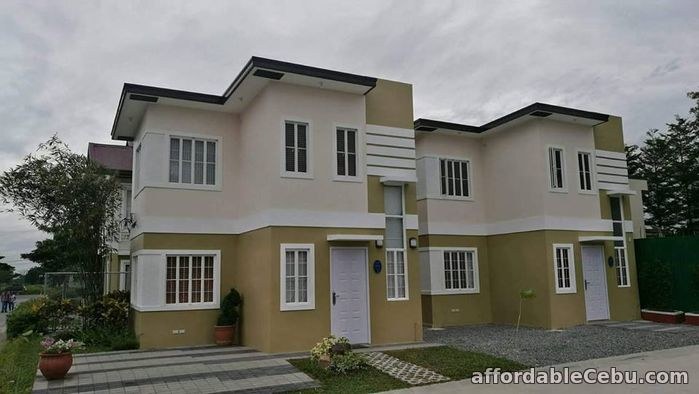 1st picture of Single attached 3 bdr house w car park nr malls For Sale in Cebu, Philippines
