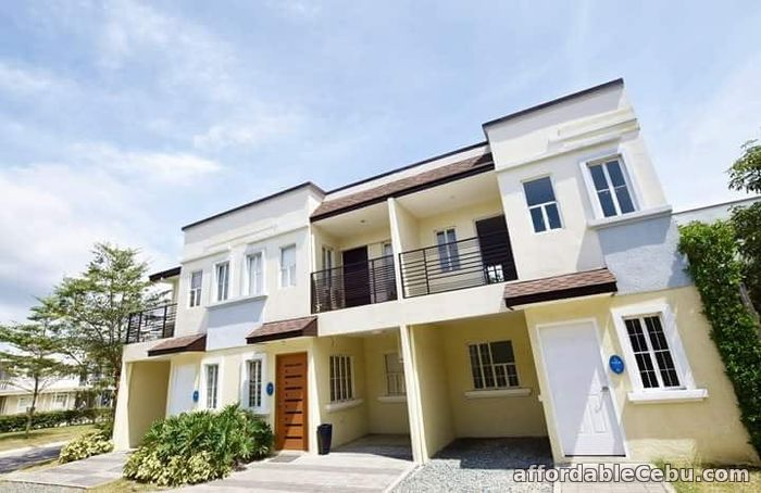 1st picture of Rent to own 3 bdr house 2 TB w balcony car park nr malls For Sale in Cebu, Philippines