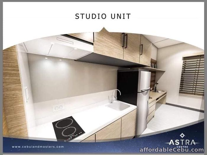 4th picture of ONE ASTRA PLACE- STUDIO UNIT FOR SALE For Sale in Cebu, Philippines