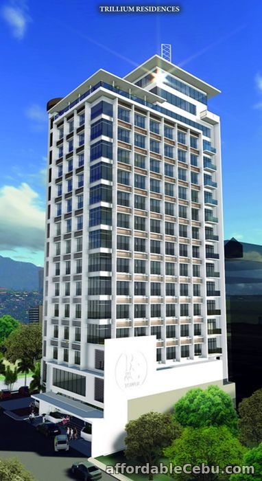 3rd picture of Penthouse for Sale - Trillium Residences For Sale in Cebu, Philippines