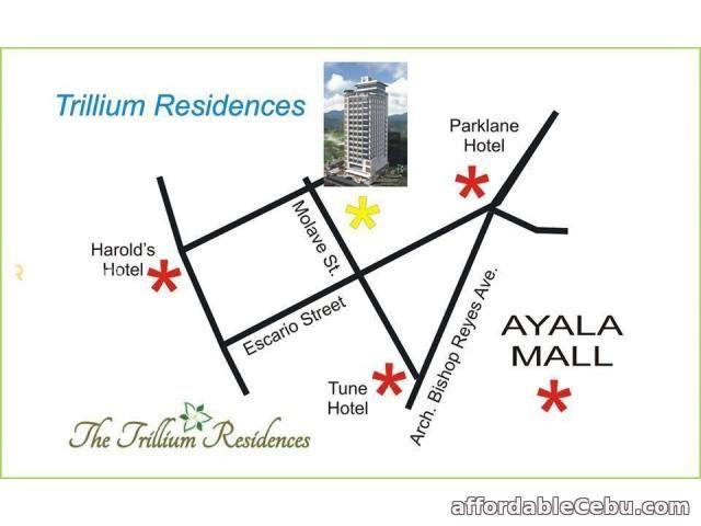 5th picture of 2 Bedroom Condo for sale in Cebu City, Cebu For Sale in Cebu, Philippines