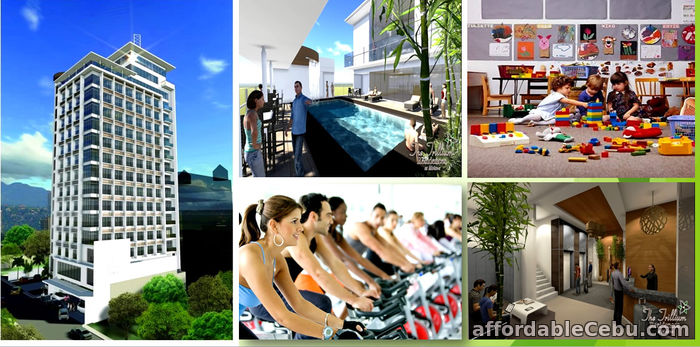 1st picture of 1 Bedroom Condominium for Sale in Trillium Residences For Sale in Cebu, Philippines