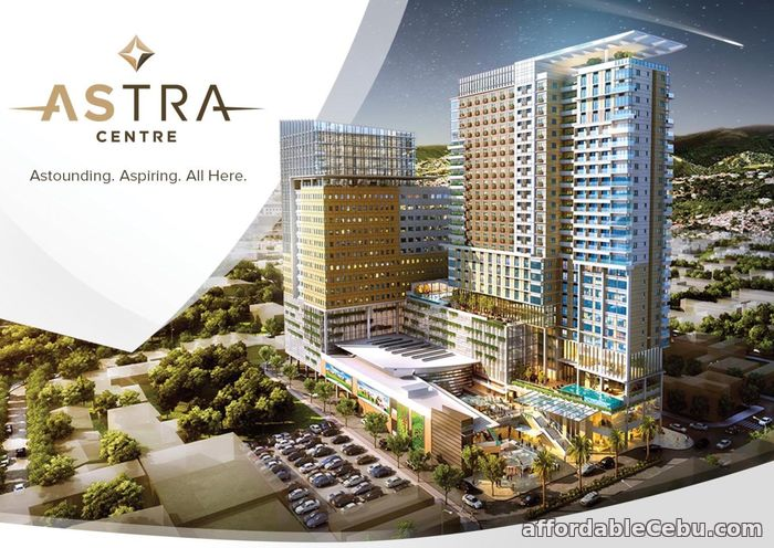 1st picture of 1 BEDROOM FOR SALE IN ONE ASTRA PLACE (A.S. Fortuna, Mandaue City, Cebu) For Sale in Cebu, Philippines