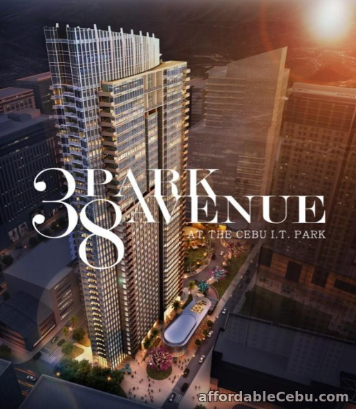 1st picture of 2 BR UNIT FOR SALE in 38 Park Avenue (IT Park Lahug, Cebu City) For Sale in Cebu, Philippines