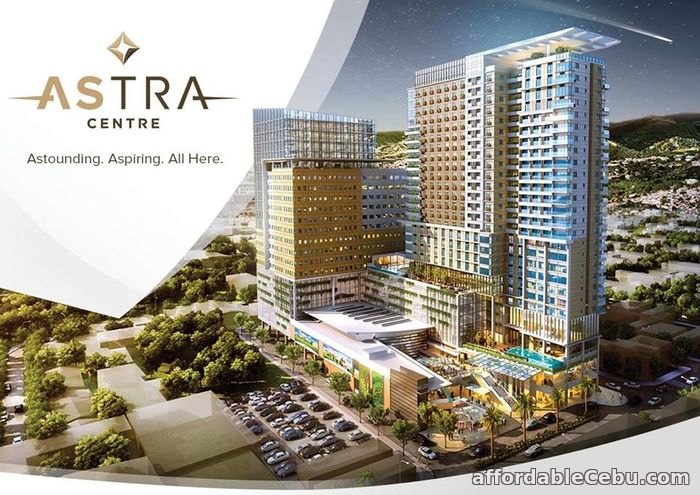 1st picture of ONE BEDROOM FOR SALE IN ONE ASTRA PLACE (A.S. Fortuna, Mandaue City, Cebu) For Sale in Cebu, Philippines