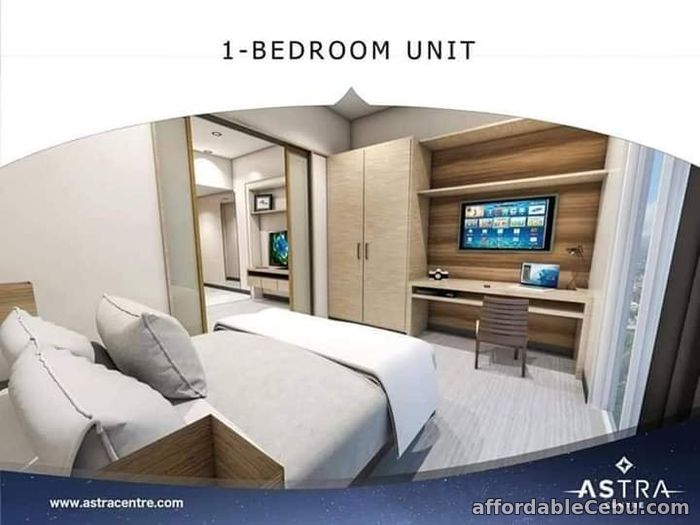 4th picture of ONE ASTRA PLACE- 1 BEDROOM FOR SALE For Sale in Cebu, Philippines