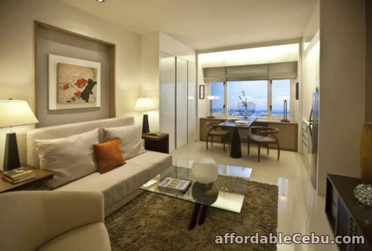 1st picture of GardenLanai with 2 Bed Room at Calyx Residence For Sale in Cebu, Philippines