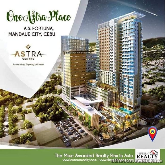 5th picture of ONE ASTRA PLACE- 1 BEDROOM FOR SALE For Sale in Cebu, Philippines