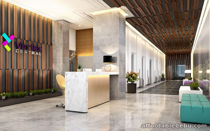 4th picture of Studio Unit for Sale at Vertex Central in Cebu City For Sale in Cebu, Philippines