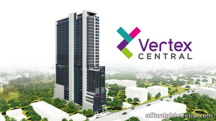1st picture of Vertex Central 1 Bedroom Condo for sale in Cebu.  Cebu, For Sale in Cebu, Philippines