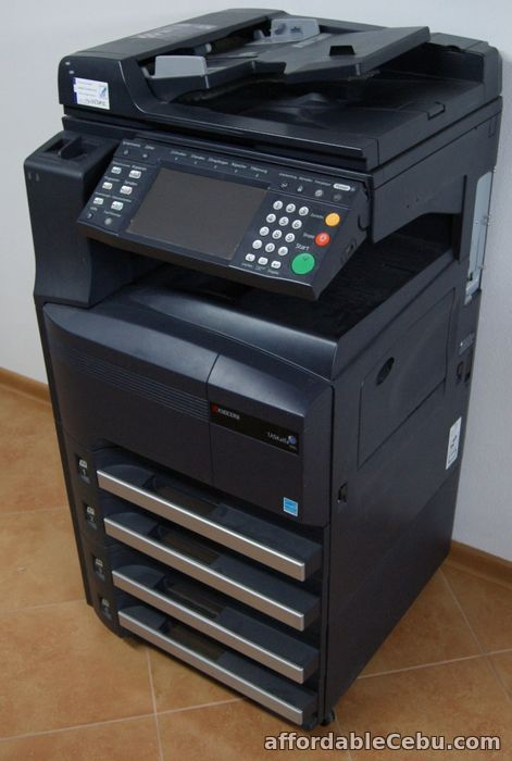 1st picture of Digital Copier for Rent (copy, print and scan) For Rent in Cebu, Philippines