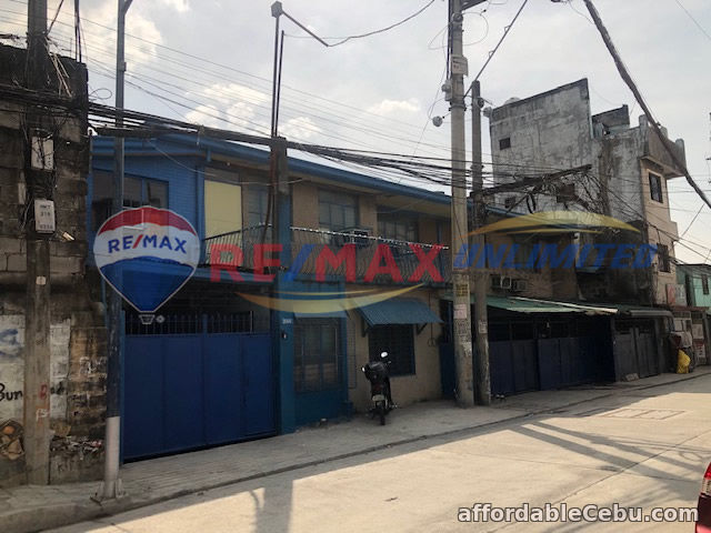 1st picture of FOR SALE LOT with old structure Bonifacio Bangkal For Sale in Cebu, Philippines