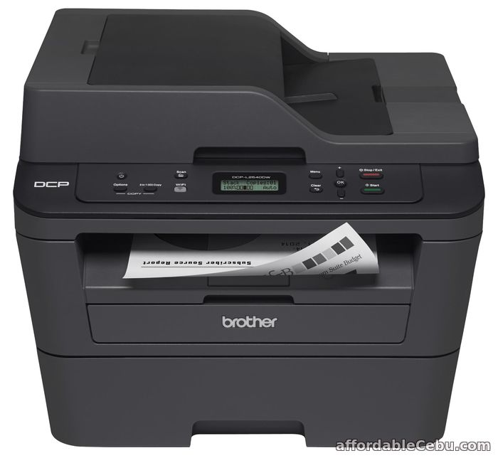1st picture of Free Brother 3in1 Printer For Rent in Cebu, Philippines