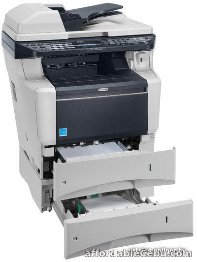 1st picture of Copier for Rent (copy, print and scan) For Rent in Cebu, Philippines