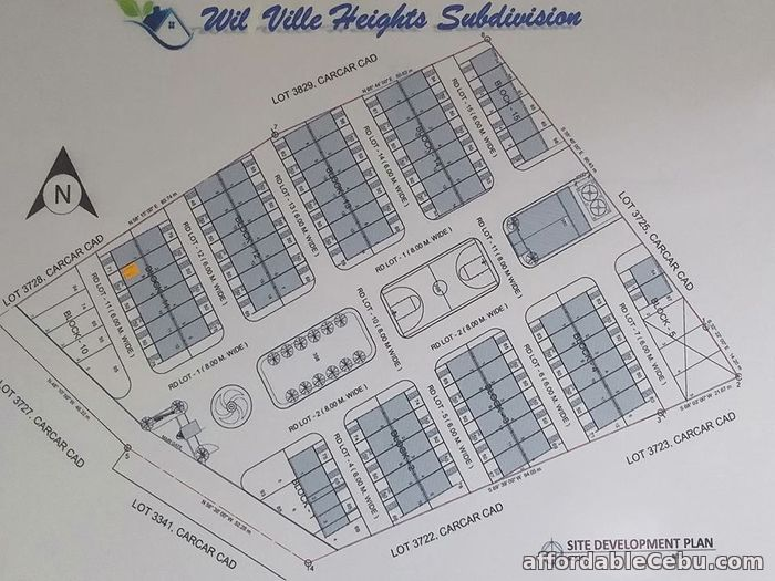 5th picture of Wil Ville Heights Subdivision For Sale in Cebu, Philippines