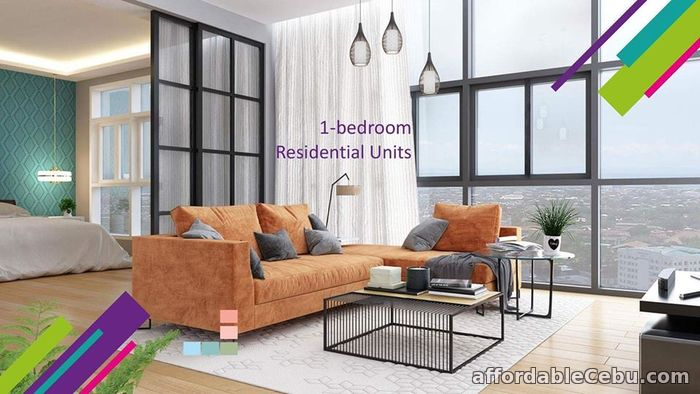 2nd picture of Vertex Central 1 Bedroom Condo for sale in Cebu.  Cebu, For Sale in Cebu, Philippines