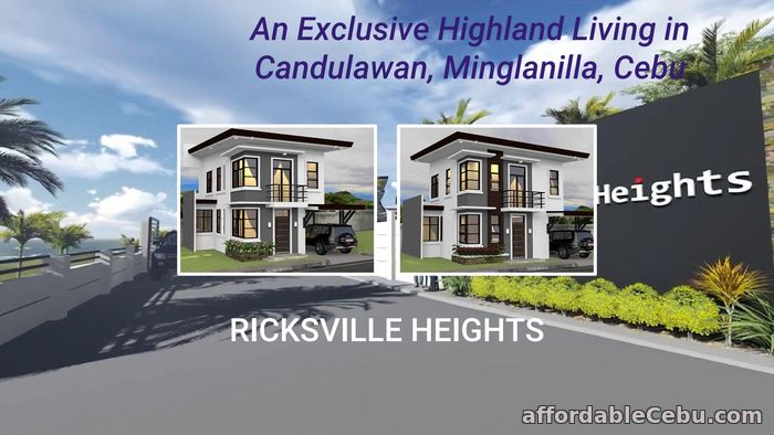1st picture of Ricksville Heights in Candulawan Minglanilla Cebu For Sale in Cebu, Philippines