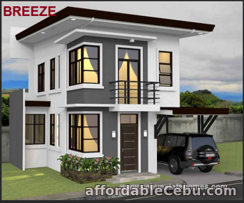 1st picture of RICKSVILLE HEIGHTS BREEZE MODEL - 4BR/3T&B For Sale in Cebu, Philippines