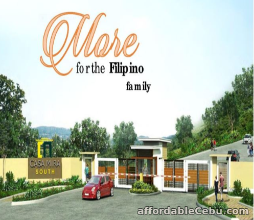 1st picture of For Sale Casa Mira South Townhouse A2 Phase 1B For Sale in Cebu, Philippines