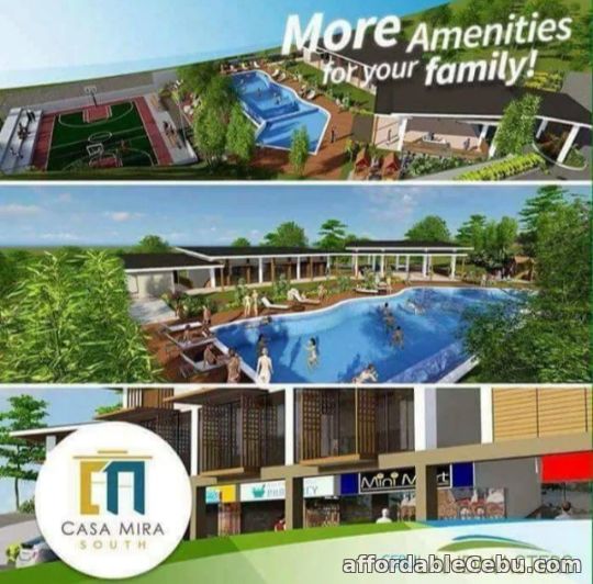 3rd picture of For Sale Casa Mira South Townhouse A2 Phase 1B For Sale in Cebu, Philippines