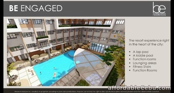 4th picture of Pre- Selling 2 Bedroom in BE Residences - Lahug For Sale in Cebu, Philippines