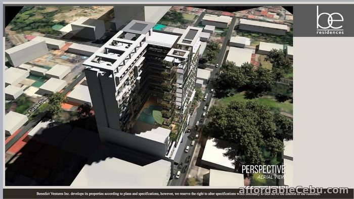 1st picture of Pre-selling 2 Bedroom w/ Balcony (Unit No.18F-01) in BE Residences - Lahug For Sale in Cebu, Philippines