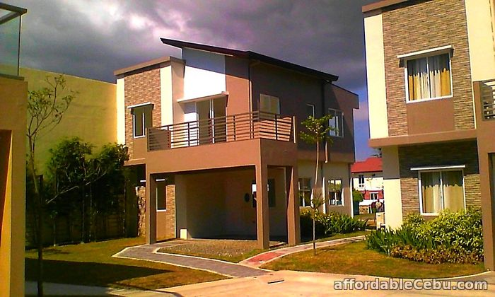 1st picture of Single Att house 3 bdr 3tb w balcony nr school and highway For Sale in Cebu, Philippines