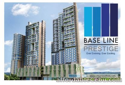 1st picture of 1 Br condo unit with seaview at Base Line Prestige For Sale in Cebu, Philippines