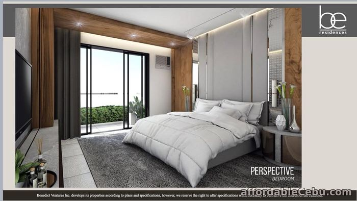 2nd picture of Pre-selling 1 Bedroom w/ Balcony (Unit No.18F-36) BE Residences - Lahug For Sale in Cebu, Philippines