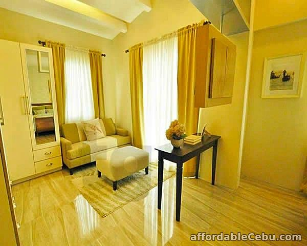 4th picture of Single Att house 3 bdr 3tb w balcony nr school and highway For Sale in Cebu, Philippines