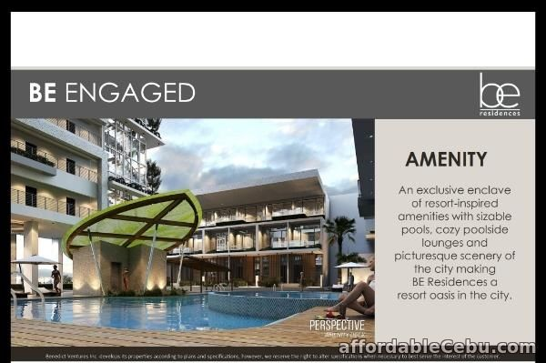 3rd picture of Pre- Selling 2 Bedroom in BE Residences - Lahug For Sale in Cebu, Philippines
