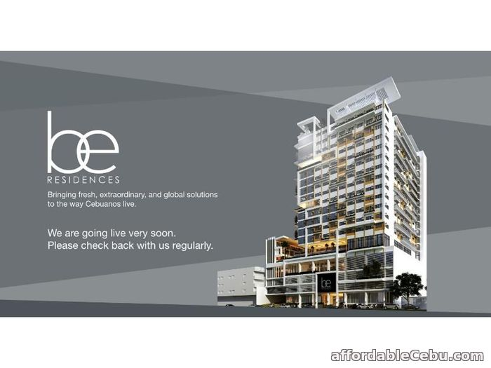 1st picture of Pre- Selling 2 Bedroom w/ balcony in BE residences- lahug For Sale in Cebu, Philippines