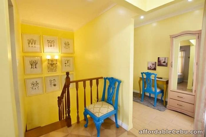 5th picture of Rent to own 4 bdr house w gate and balcony nr school For Sale in Cebu, Philippines