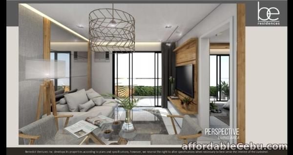 4th picture of Pre- Selling 2 Bedroom w/ balcony in BE residences- lahug For Sale in Cebu, Philippines